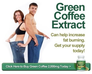 buy green coffee bean pure
