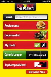 Eat-This-Not-That-iPhone-App