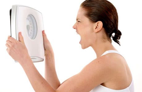 weight loss stress