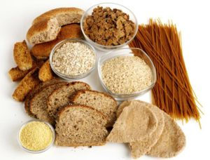 whole grains fat burning food