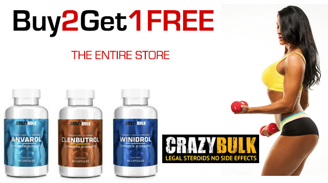 How to Build Muscle: the Best Legal Steroids for Women 10