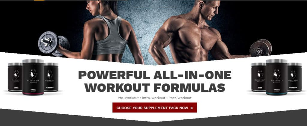 Can You Transform Your Body Only with Black Wolf Workout Hunt Instead of Multiple Supplements? 7