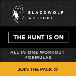 Can You Transform Your Body Only with Black Wolf Workout Hunt Instead of Multiple Supplements? 5