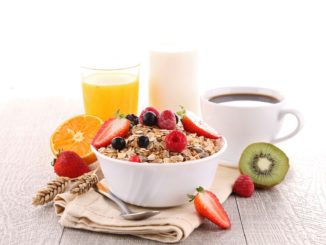 eat breakfast lose weight