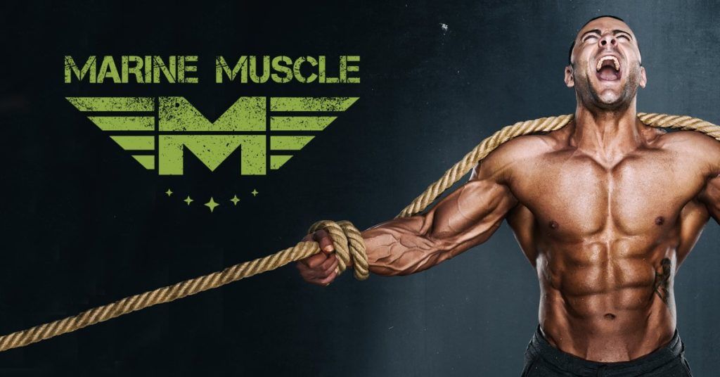 "Marine Muscle Review: ""Military Grade"" American Bodybuilding Supplements with Steroid-Like Effect 4"