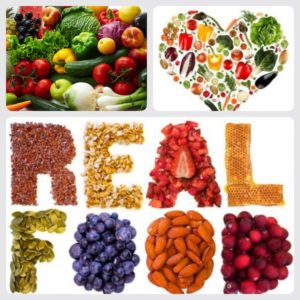 real foods better than diet