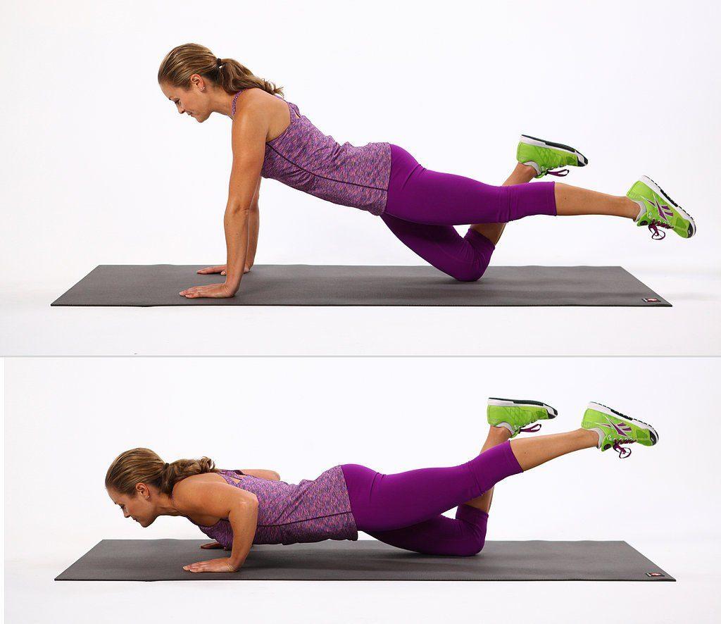 varied pushups