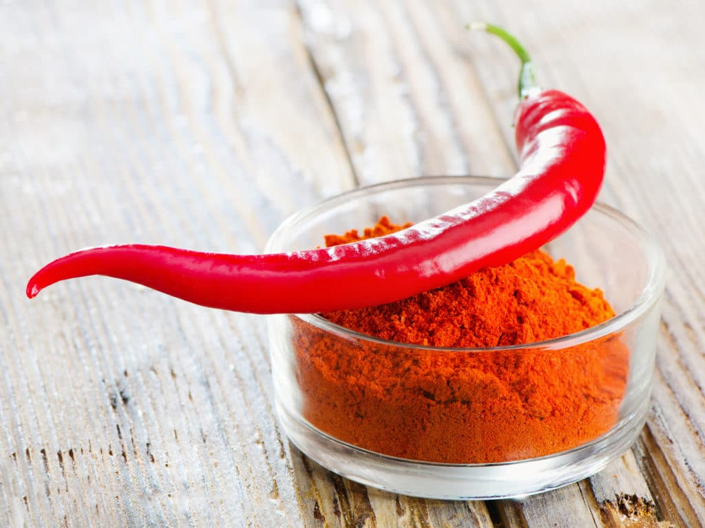 Cayenne Pepper Weight Loss