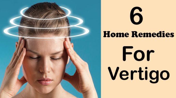 Treatments for Vertigo
