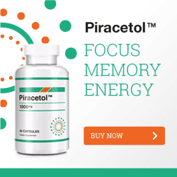 Piracetol Review – Can you Recover Lost Brain Power? 4