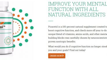 Piracetol Review – Can you Recover Lost Brain Power? 2