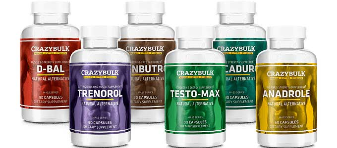 Crazy Bulk Reviews – Safe and Effective Legal Steroids 5