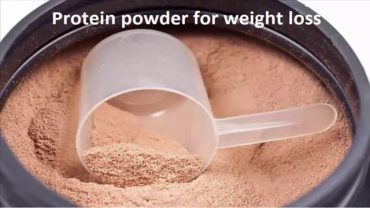 protein powder weight loss