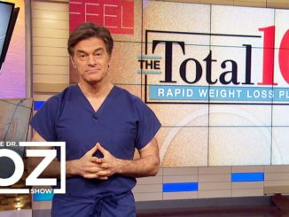 dr oz diet supplements