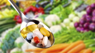 vitamins and minerals weight loss