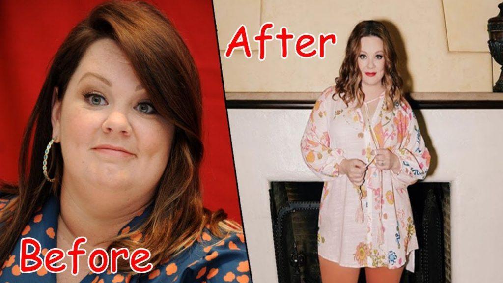 melissa mccarthy weight loss