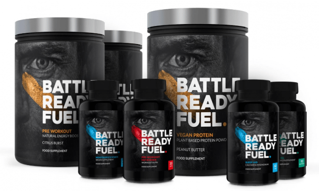 battle ready fuel stacks