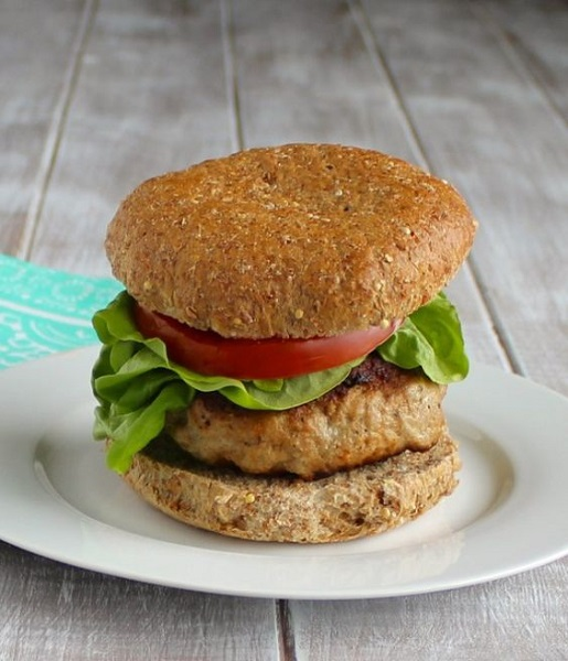 turkey burger weight loss